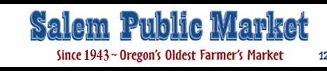 Oregon's Oldest Farmers Market